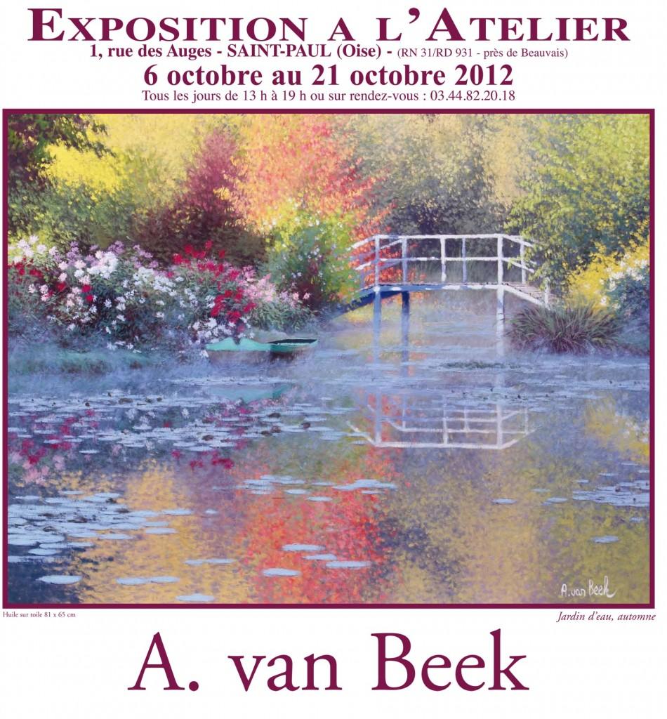 exposition Andre van Beek